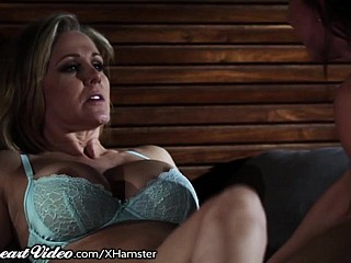 Julia Ann woke wits Sultry Step-Daughter