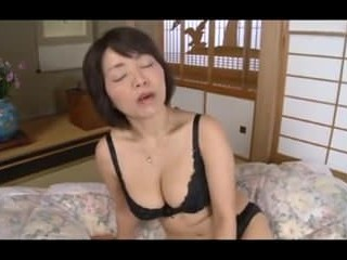 Japanese hot milf, look at in conformity with be useful to on touching