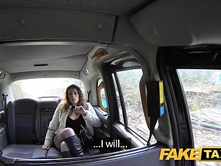 Hoax Cab Backseat thrills be proper of taxi drivers