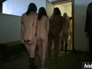 Dear girls got punished surrounding toys